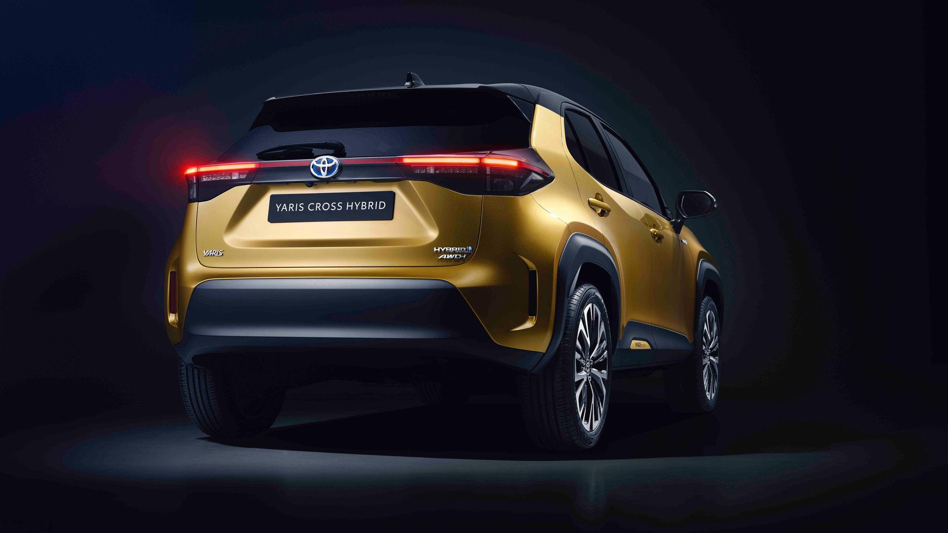 Toyota Yaris Cross 2021 06