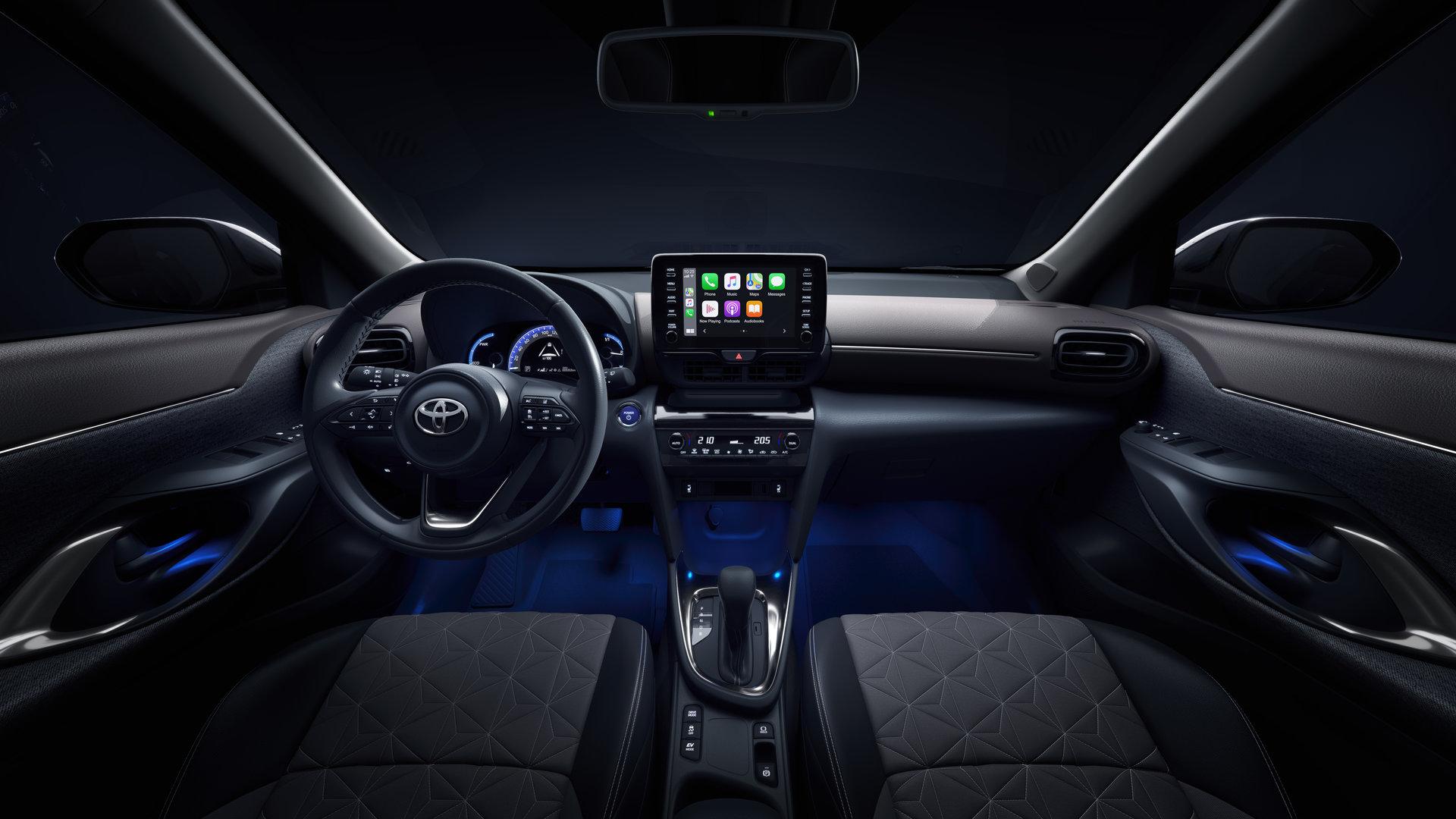 Toyota Yaris Cross 2021 13