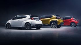 Toyota Yaris gama 2021 2