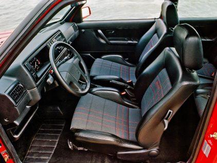 Volkswagen Golf Rallye G60 5