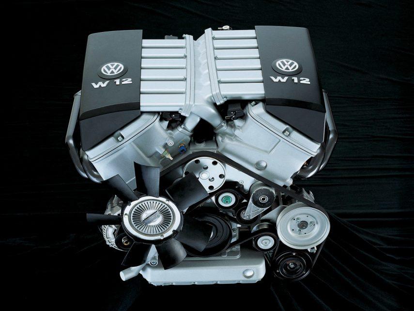 Volkswagen Phaeton W12 2