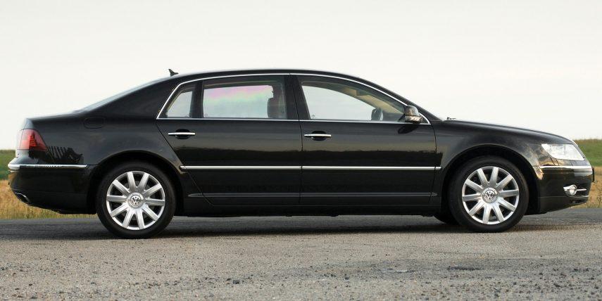 Volkswagen Phaeton W12 2007 1