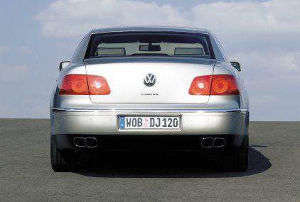 Volkswagen Phaeton W12 4