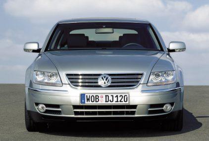 Volkswagen Phaeton W12 5
