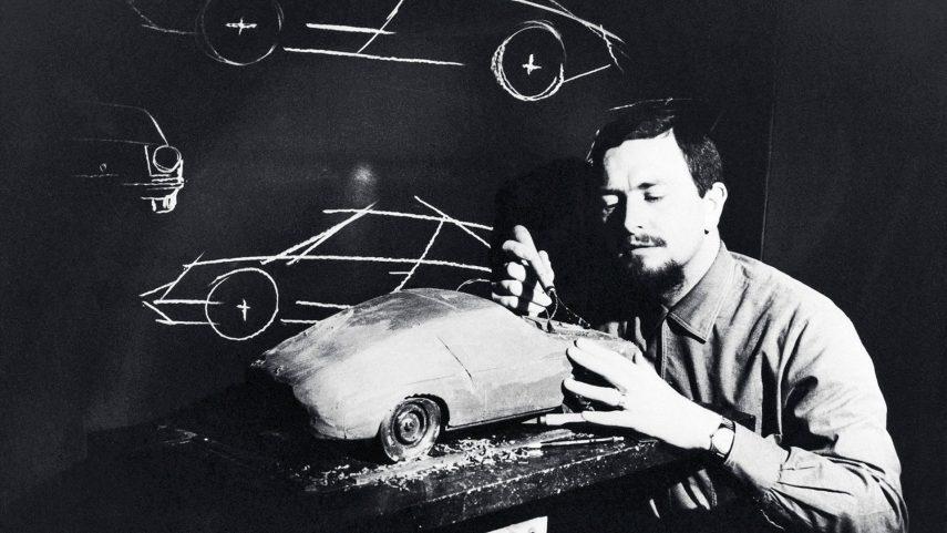 06 Ferdinand Alexander Porsche fundador de Porsche Design