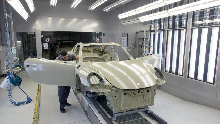 06 Porsche 911 imprimación