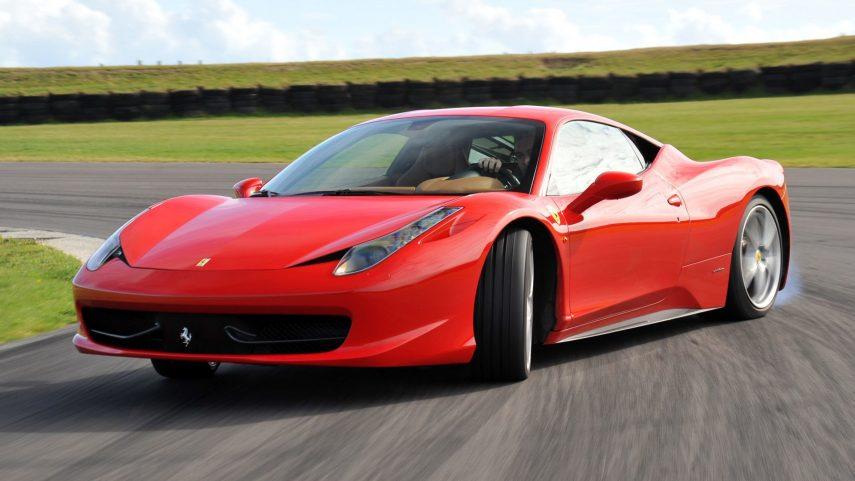 08 Ferrari 458 Italia