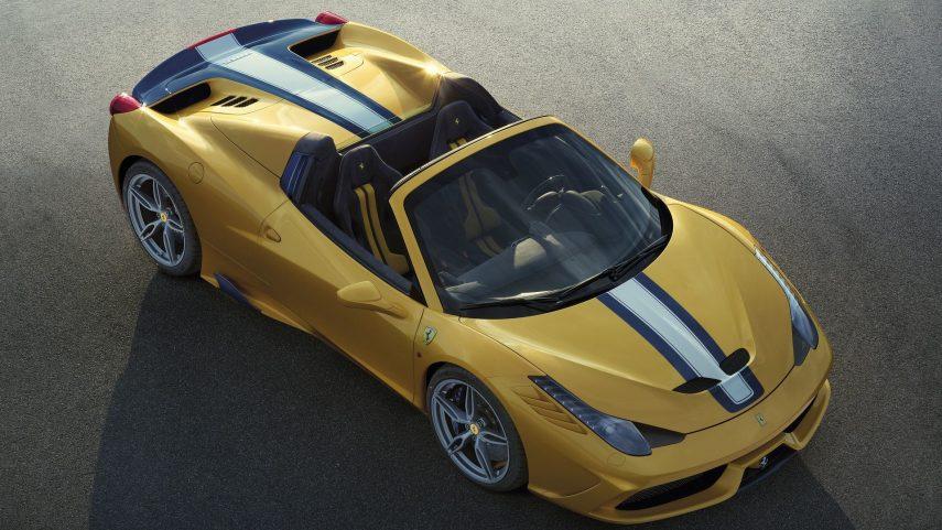 09 Ferrari 458 Speciale A