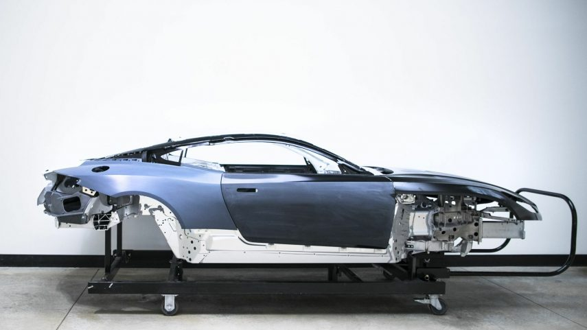 10 Aston Martin DB11