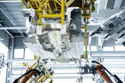 11 soldadura automática Rolls Royce