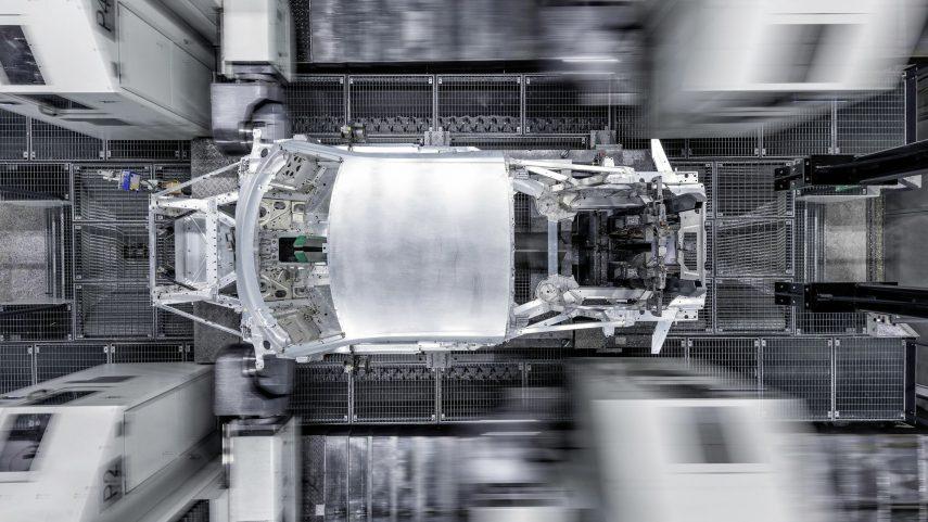 13 Audi R8 carroceria