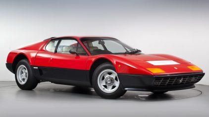 13 Ferrari 512 BB