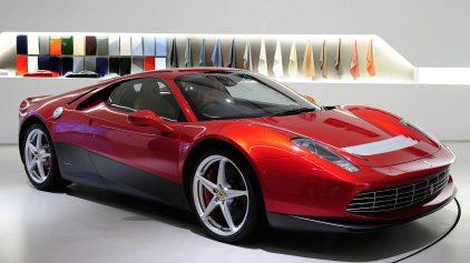 15 Ferrari SP 12