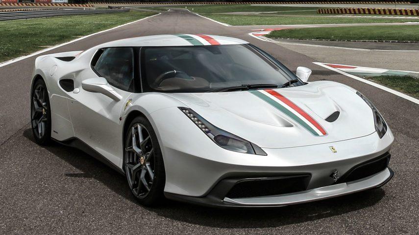 17 Ferrari 458 MM Speciale