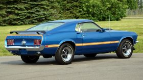 1969 Ford Mustang Mach 1 351 2 63C