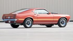 1969 Ford Mustang Mach 1 428 Super Cobra Jet 63C
