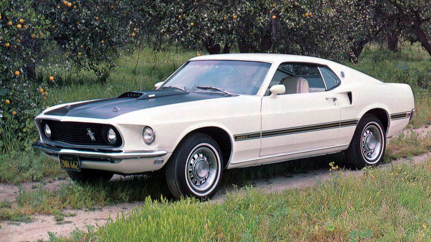 Coche del día: Ford Mustang Mach 1 (63C)