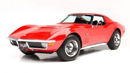 1970 Chevrolet Corvette Stingray ZR 1 1
