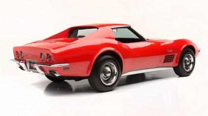 1970 Chevrolet Corvette Stingray ZR 1 2