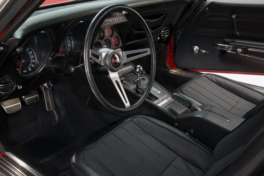 1970 Chevrolet Corvette Stingray ZR 1 3