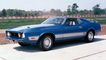 1973 Ford Mustang Mach 1 1 63C