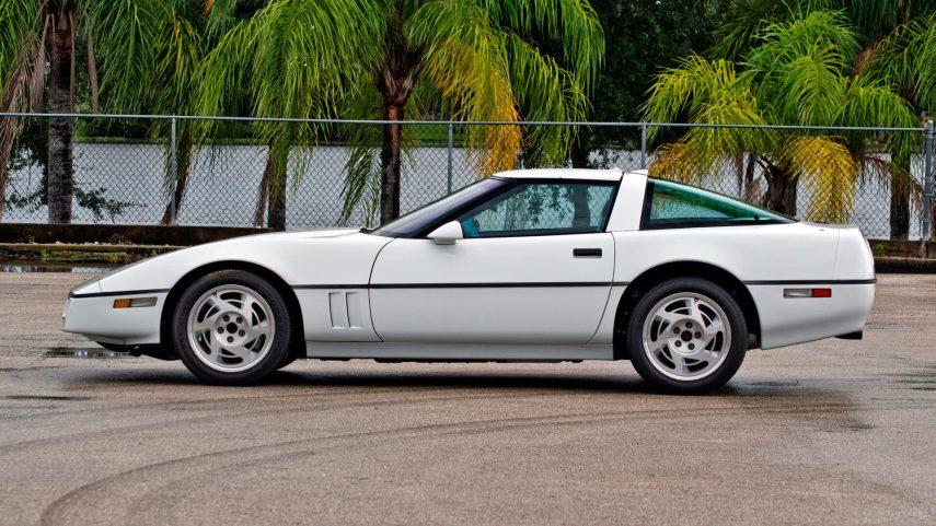 Coche del día: Chevrolet Corvette ZR-1 (C4)
