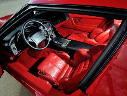 1990 Chevrolet Corvette Coupe ZR 1 5
