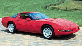 1992 Chevrolet Corvette Coupe ZR 1