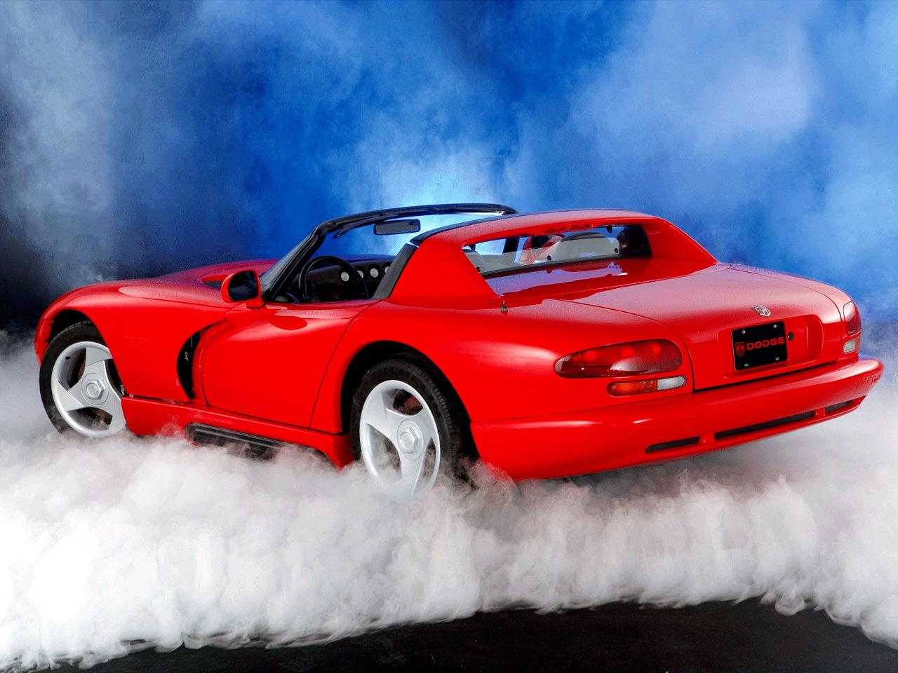 1992 Dodge Viper RT 10 5