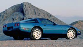 1993 Chevrolet Corvette Coupe ZR 1