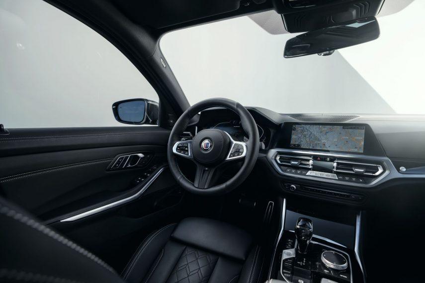 2021 Alpina D3 S Sedan 8