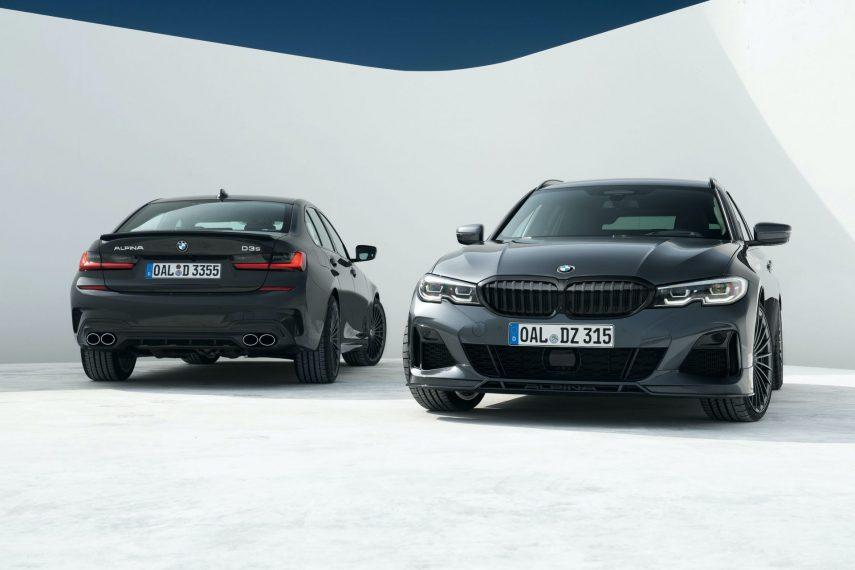 Alpina D3 S 2020, o un potente BMW Serie 3 diésel venido a mejor