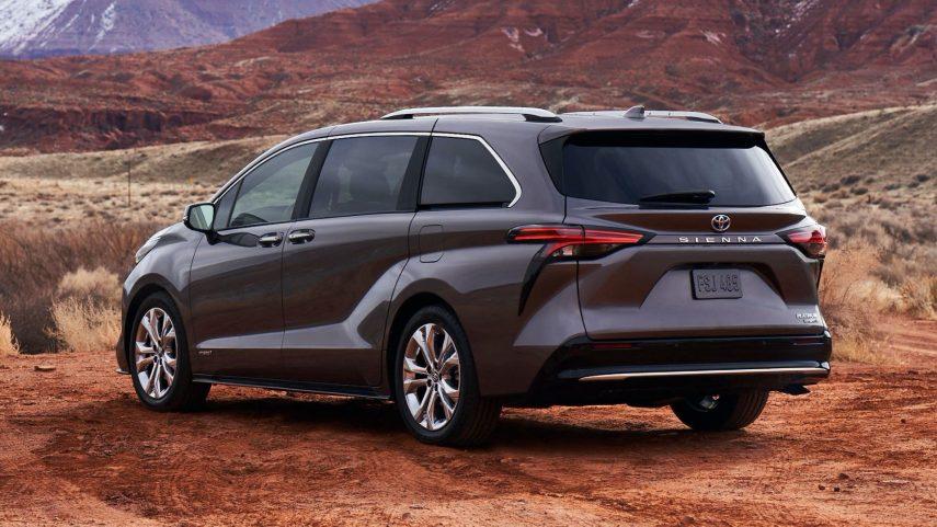 2021 Toyota Sienna 11