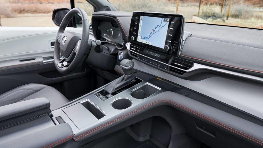2021 Toyota Sienna 28