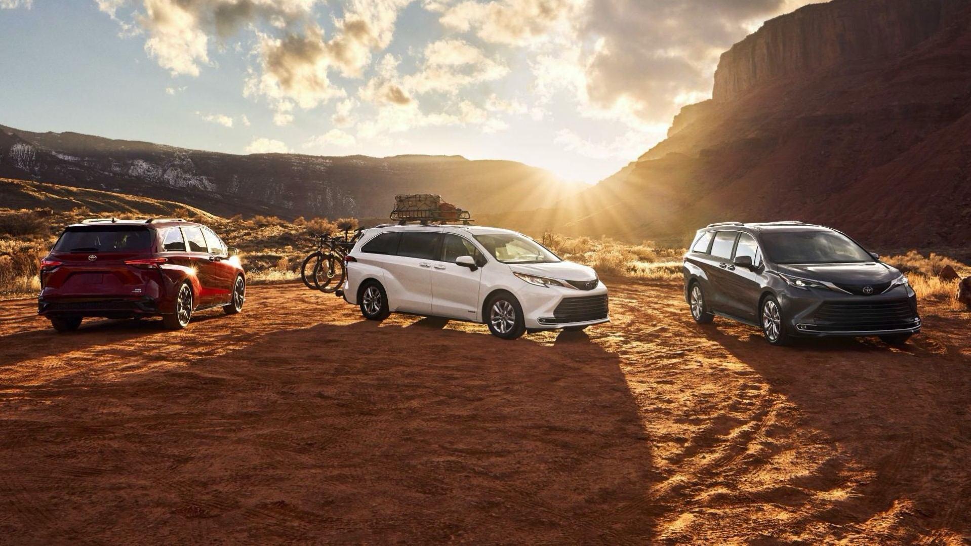 2021 Toyota Sienna, una nueva apuesta para seguir creyendo en los monovolúmenes