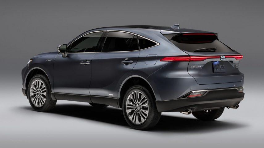 2021 Toyota Venza (1)