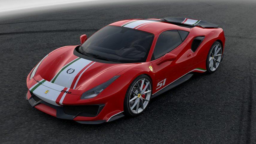 22 pintura Ferrari