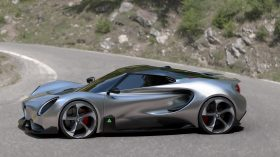Alfa Romeo 4C Yung Presciutti Render (6)