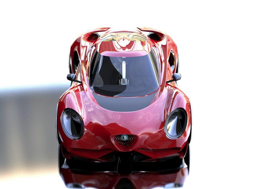 Alfa Romeo 4C Yung Presciutti Render (9)