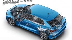 Audi A3 tecnología MHEV 2