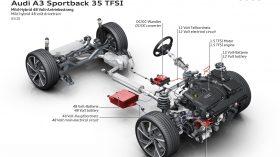 Audi A3 tecnología MHEV 4