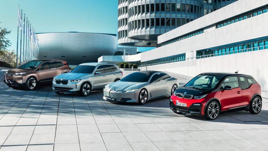 BMW y las baterías del futuro