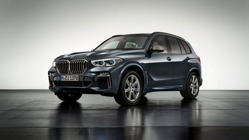 BMW X5 Protection VR6: protección personalizada en tu SUV blindado