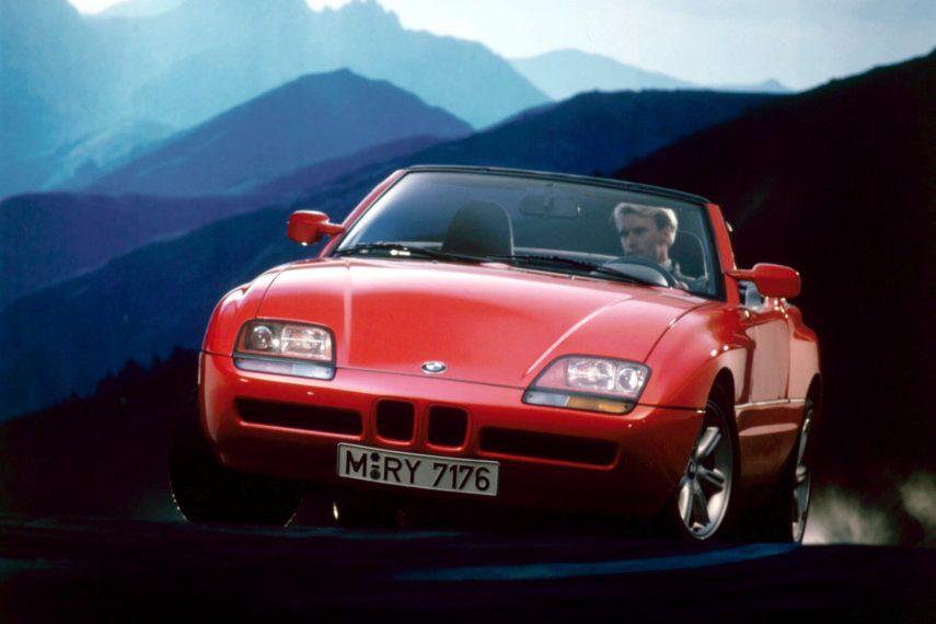 Coche del día: BMW Z1