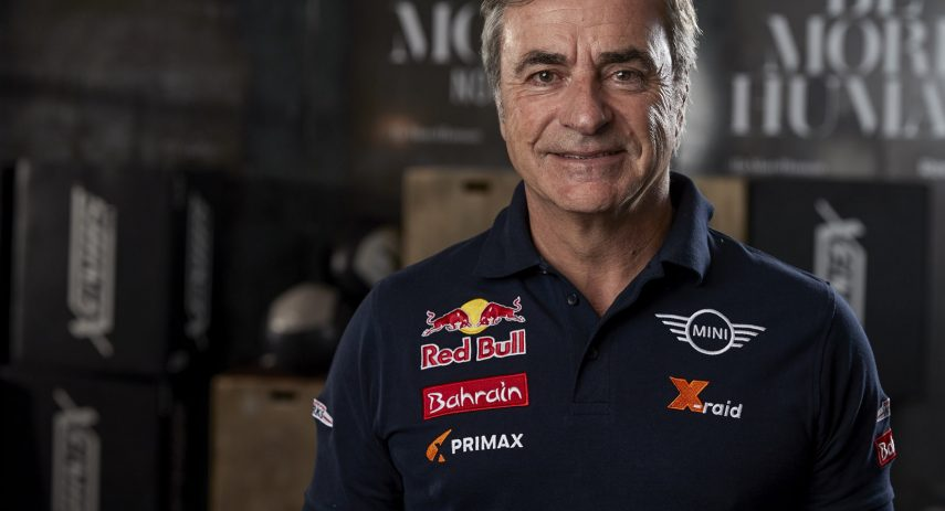 Carlos Sainz 2020