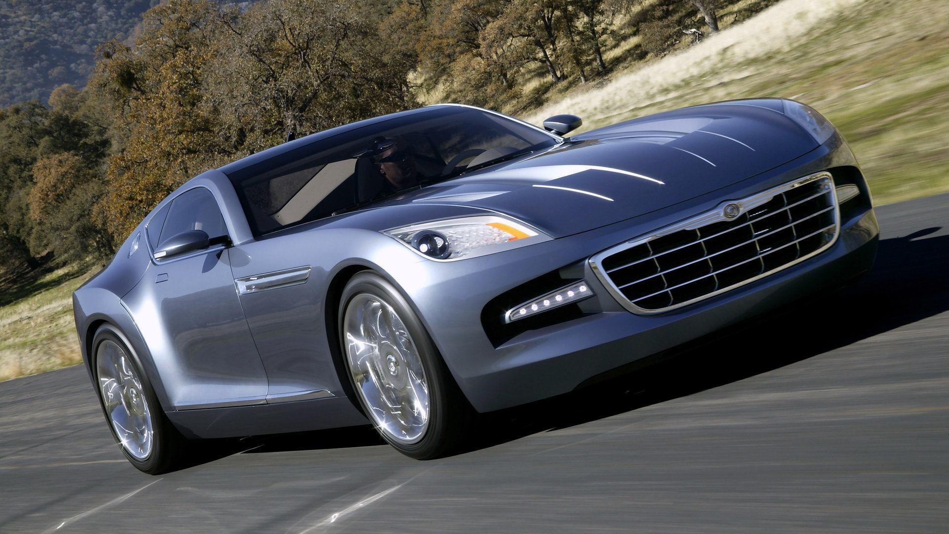 Coche del día: Chrysler Firepower Concept