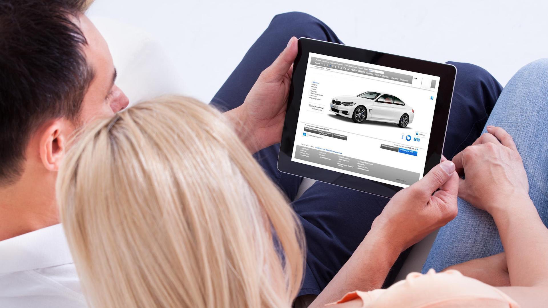 Cómo realizar un cambio de titularidad de un vehículo de forma online