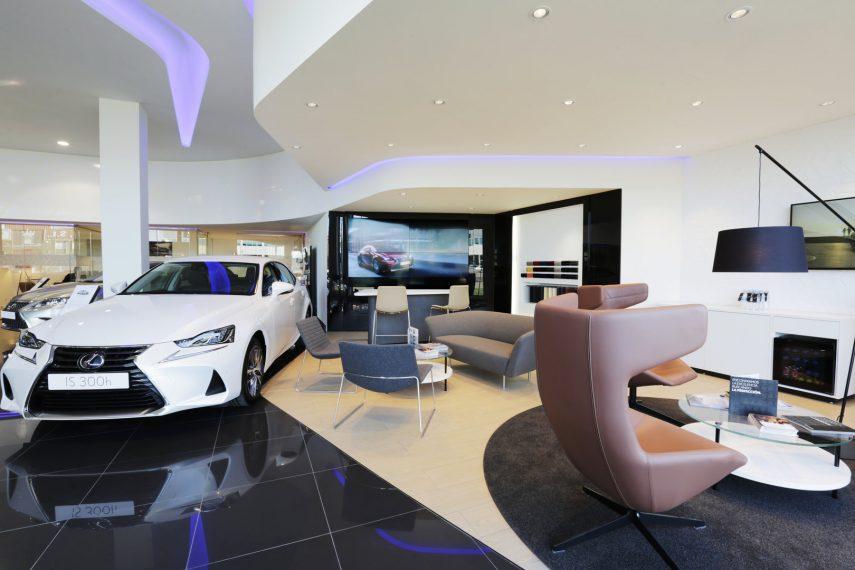 Concesionario Lexus