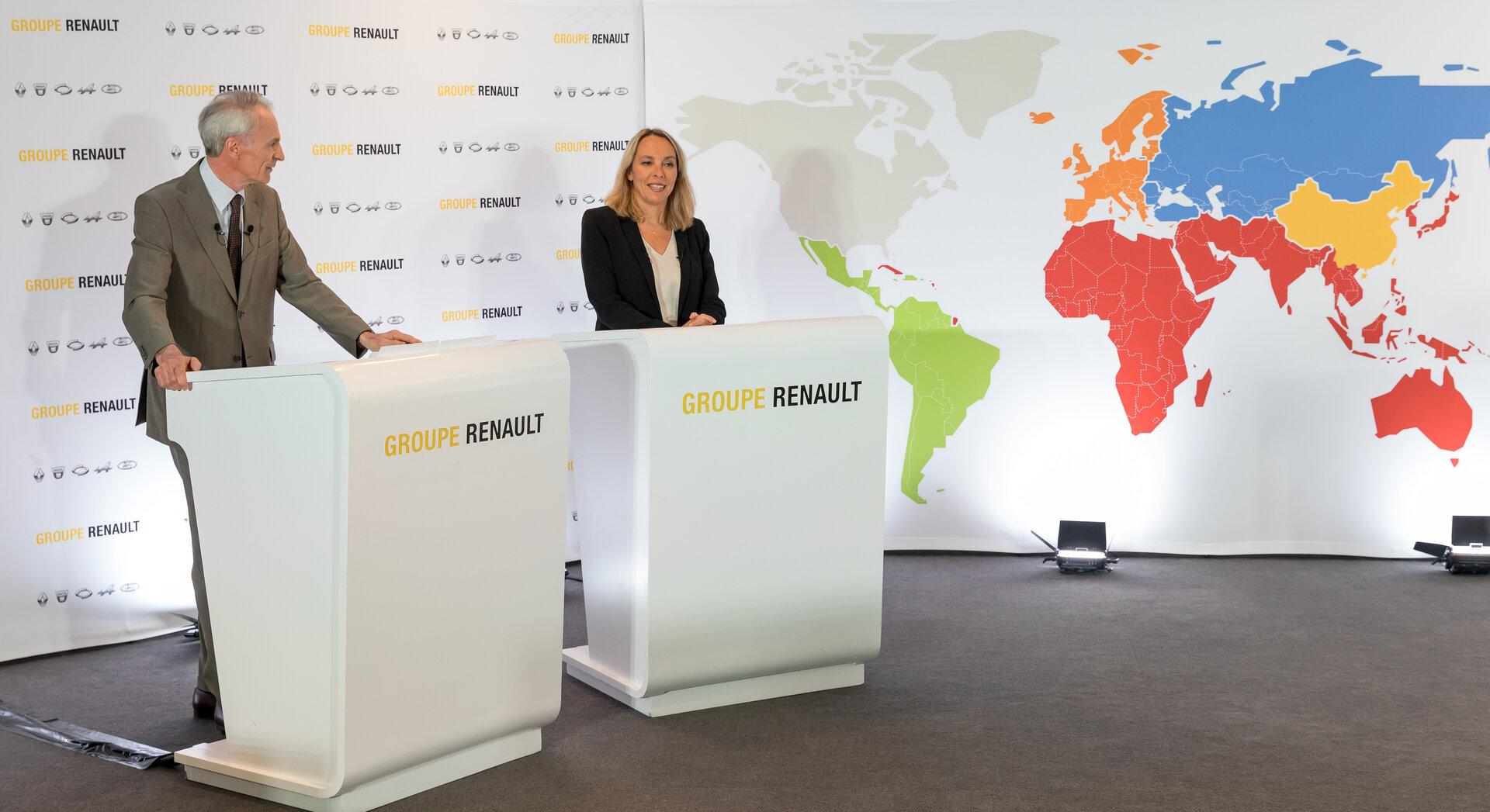 Renault asegura que no habrá despidos en plantas españolas