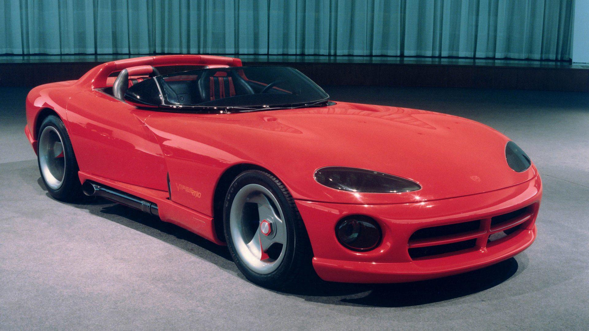 Dodge Viper RT 10 concept